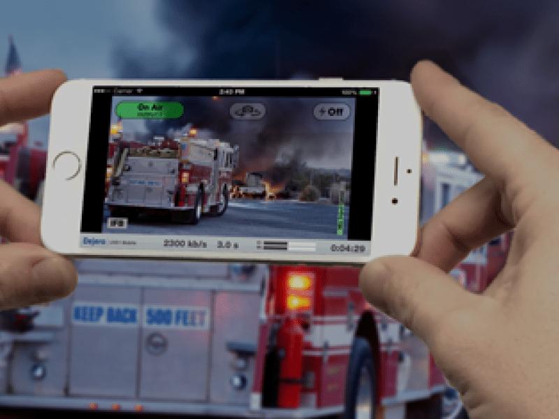 LIVE+ Mobile app