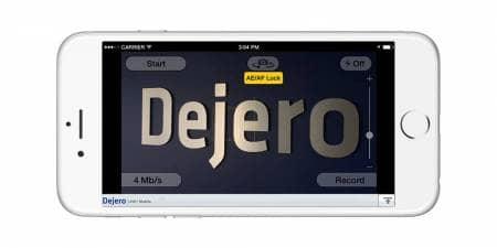 Dejero LIVE+ app
