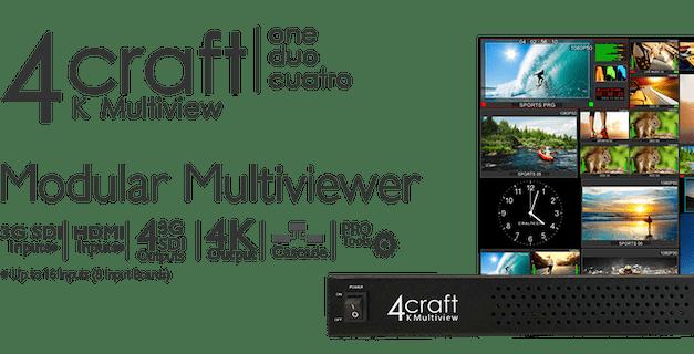 Craltech 4craft Modular Multivier - TEVIOS