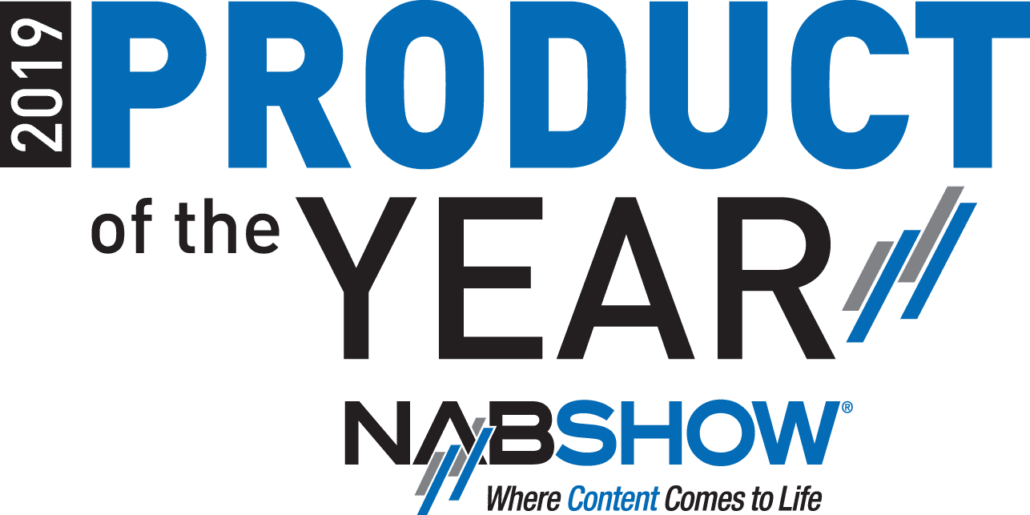 2019 Product of the Year NAB Show