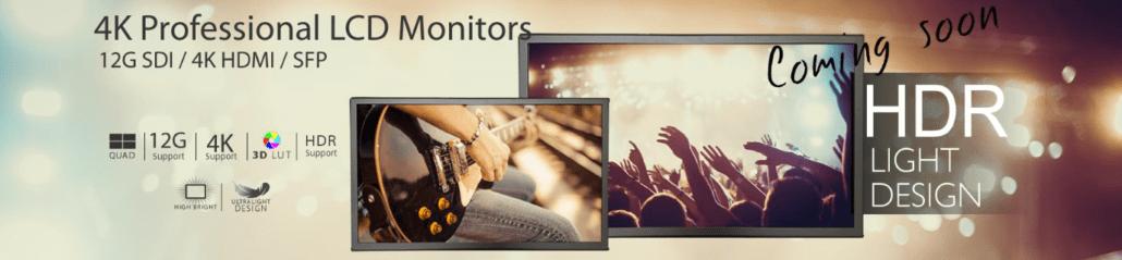 Craltech 4K LCD Monitors_TEVIOS