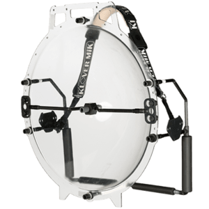 KloverProducts_Distributor_KloverMiK26_Parabolic_Microphone_TEVIOS