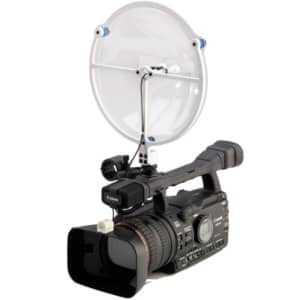 Klover_ParabolicMicrophone_09_Mounted_TEVIOS