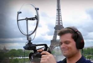Klover_SoundShark_Parabolic Microphone Distributor_TEVIOS