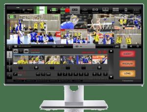 Streamstar_Monitor_6CAMVideoStreaming_TEVIOS