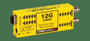 LYNX_ Yellobrik 12Gbit Fiber Transmitter _TEVIOS