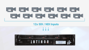 Intinor Rack+ new generation TEVIOS