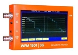 LYNX_WFM1801_WaveformMonitorVectorscope-1_TEVIOS